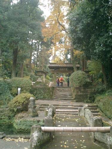 02)北鎌倉「浄智寺」紅葉の季節